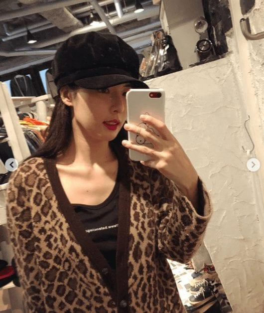 HyunA has just revealed photos from her travel to Japan on her SNS
