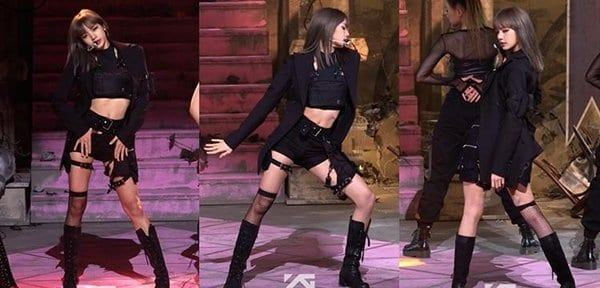 "Lisa's fancam is one of the hottest topics in the early 2019. The youngest of BLACKPINK is complimented for her strong and sexy aura on stage. Lisa's ""Kill This Love"" fancam has 4,9 million views."