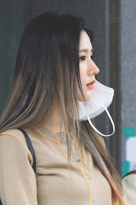 Mi Yeon's Nose cannot be created by plastic surgery