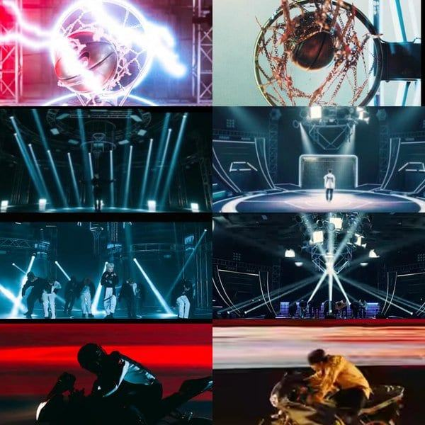 rookie group CRAVITY also copied ideas